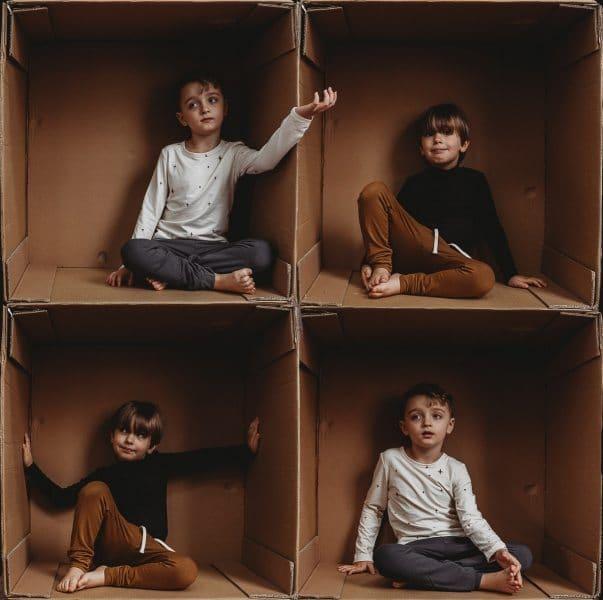 Four-boxes