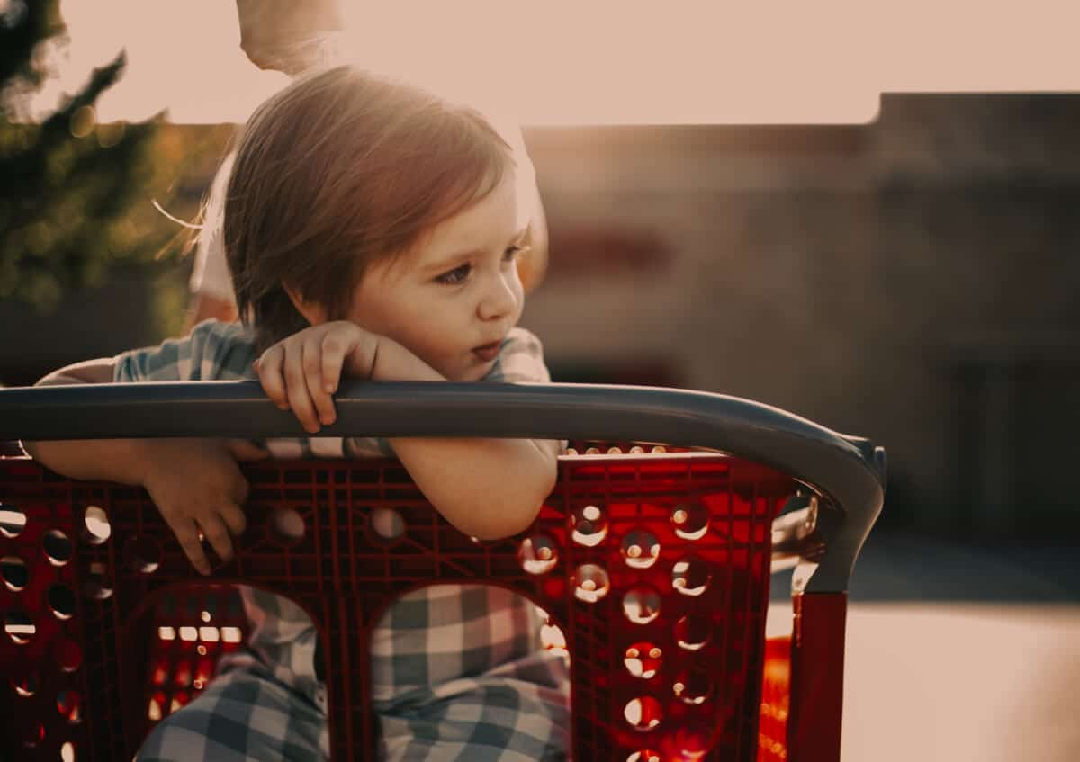 autism what to do when you see a child screaming at the store the