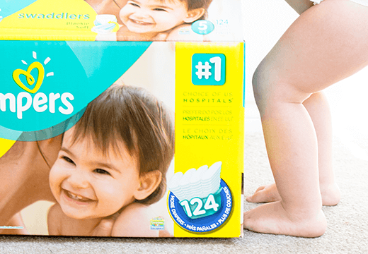 pampers autism mom blog