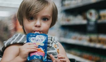 Snacks: How to squeeze more veggies into your baby's or toddler's day