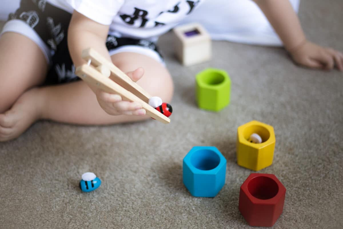 5 awesome toys to encourage children 39 s development and for Toys to help with fine motor skills