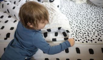 The importance of encouraging your toddler's independence