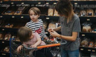 Grocery Pickup: Shopping made easy for moms