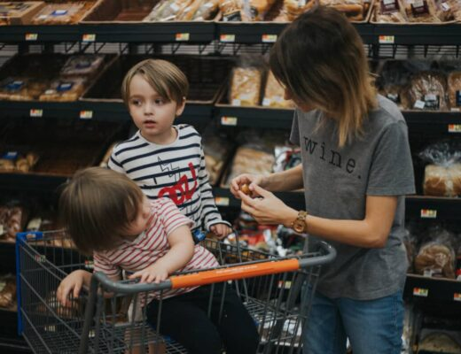 walmart pickup grocery autism mom blog