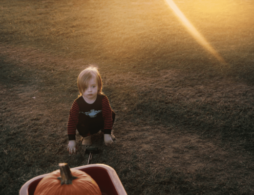 autism mom blog pumpkin patch pictures