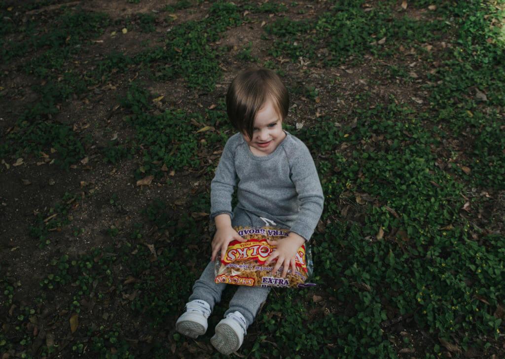 noodles toddler