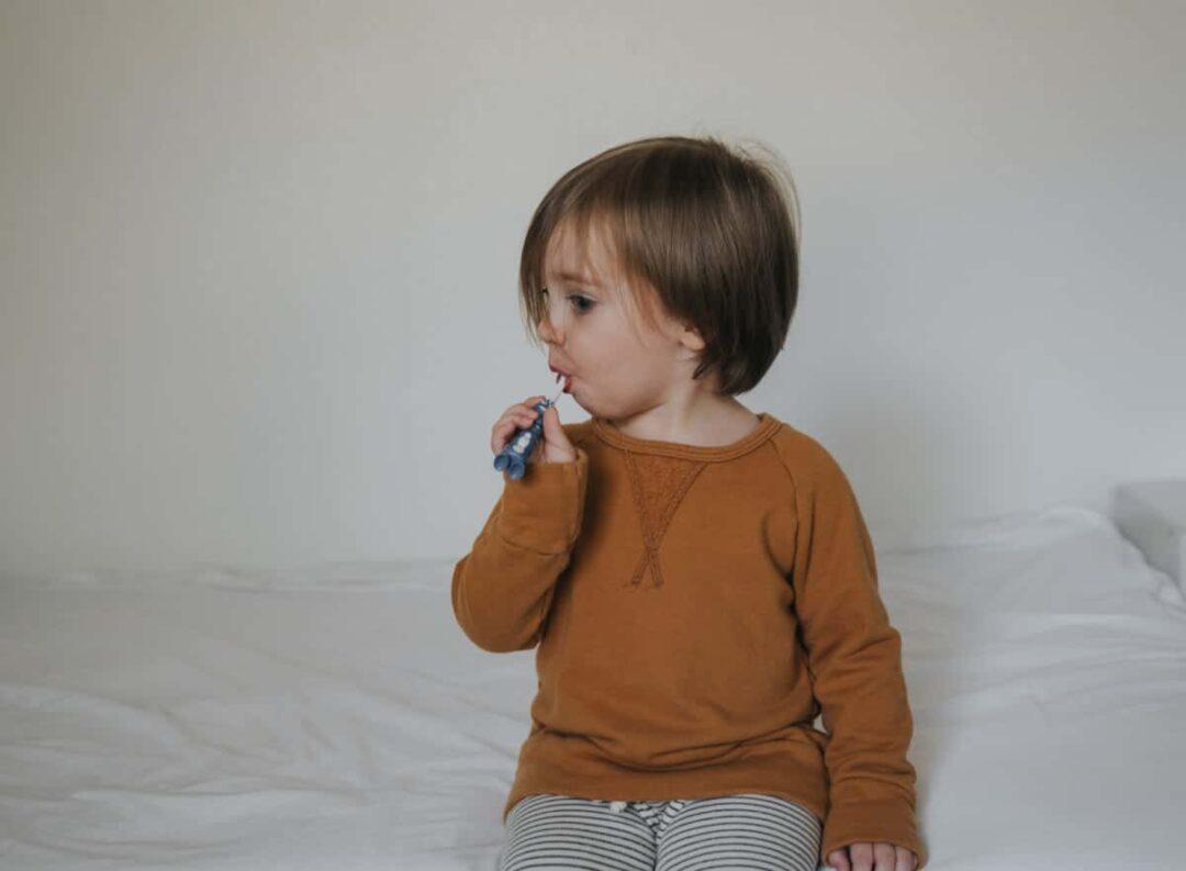 ADA brush teeth autism mom blog