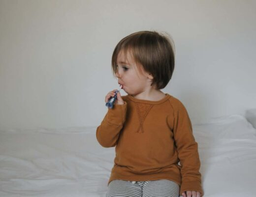 ADA brush teeth autism mom blog
