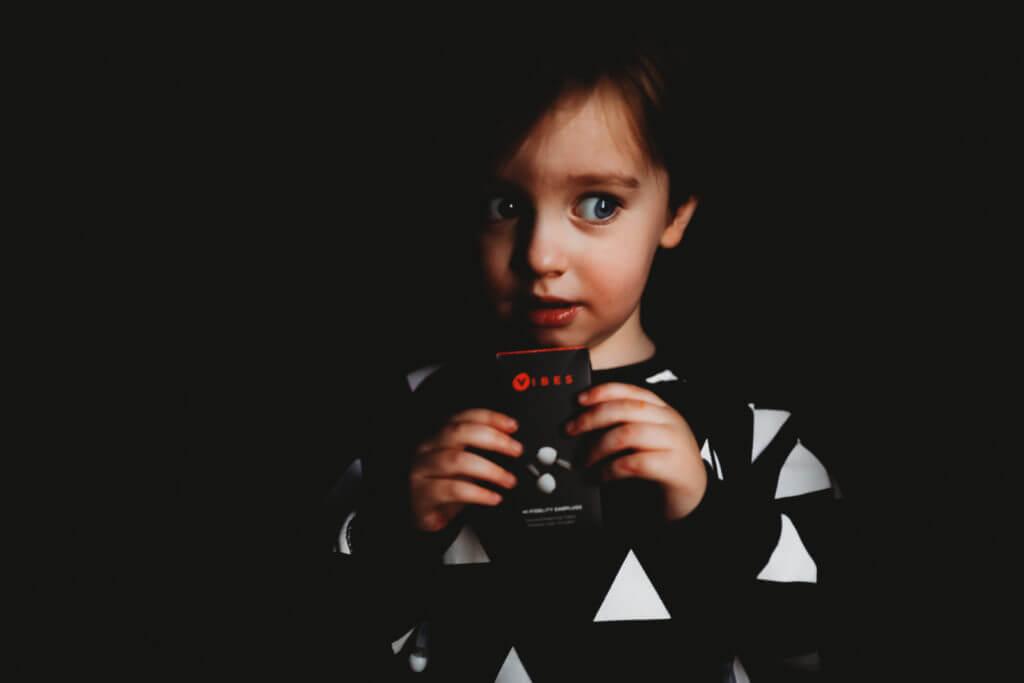vibes hi fidelity ear plugs autism mom blog austin tx