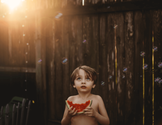 autism mom blog watermelon pictures