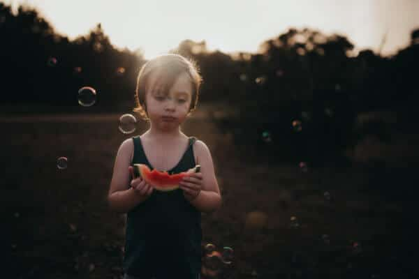 watermelon snacks on the go healthy mommy autism mom blog ring of fire photography