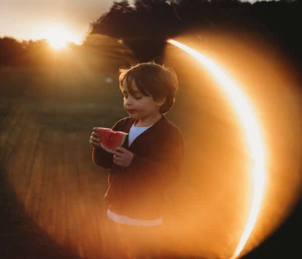 ring of fire photography tips backlit golden hour photos pictures autism mom blog