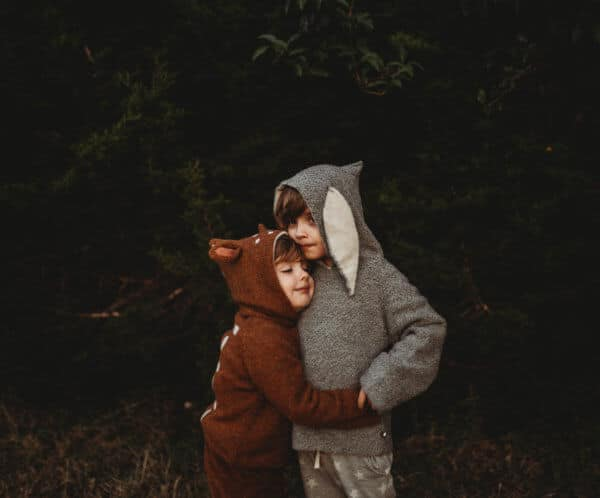 oeuf nyc, kids clothes, baby, toddlers bambi hoodie bunny alpaca oeuf nyc autism mom blog autistic