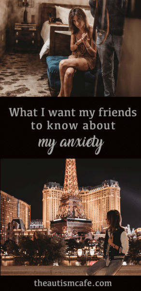 anxiety friends