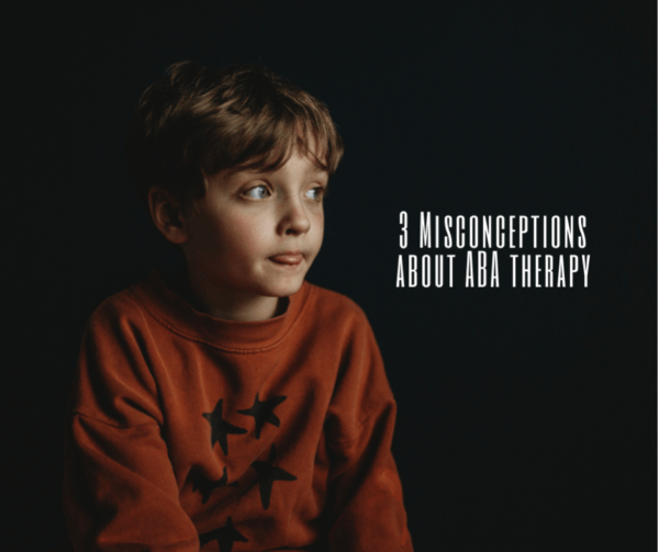autism aba therapy controversy misconception aba misconception