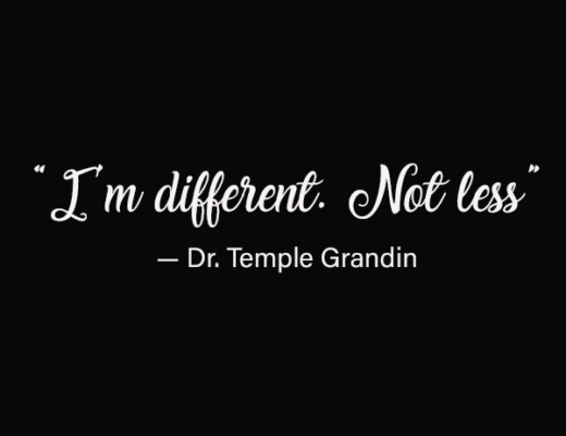 autism quotes temple grandin