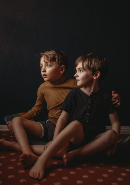 brothers and autism