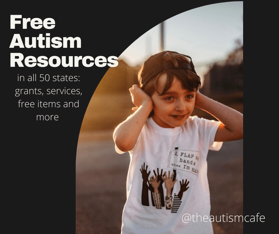 free autism resources united states of america